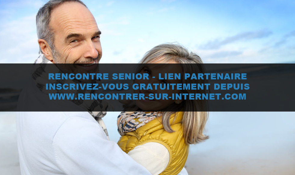 Rencontre senior au bon moment