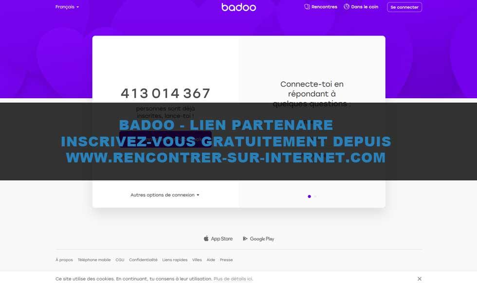 yahoo france badoo site de rencontre
