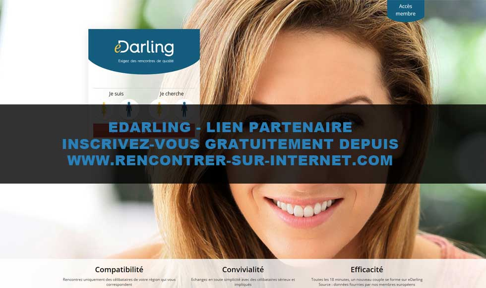 Site de rencontre edarling.fr
