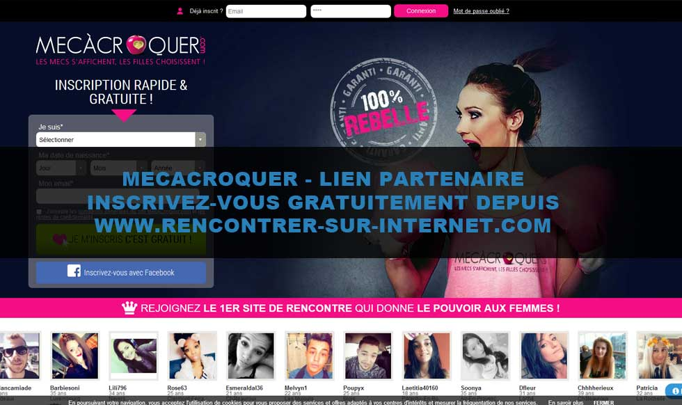 Premier contact sur site de rencontre