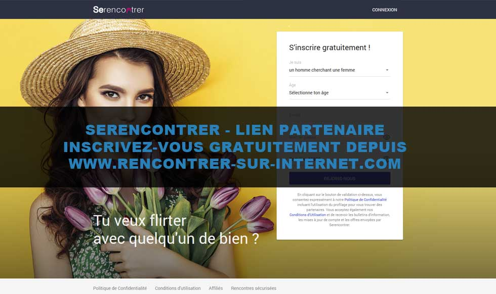 Site de rencontre test