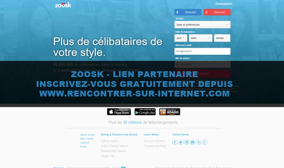 Application rencontre gratuite sur facebook